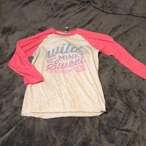 Rocky Top Quarter Length T-shirt Small